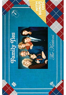 FAMILY TIES:COMPLETE SERIES BY FAMILY TIES (DVD)
